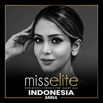 Anna Silvia wakil Indonesia di ajang Miss Elite World 2021