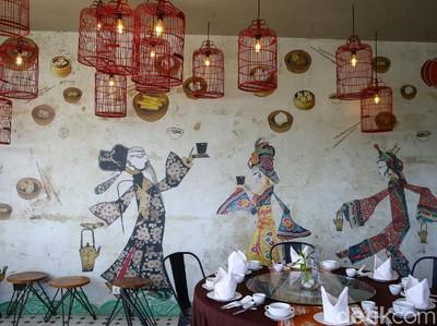 Berasa di Tiongkok, Ini Tempat Staycationnya di Banyuwangi