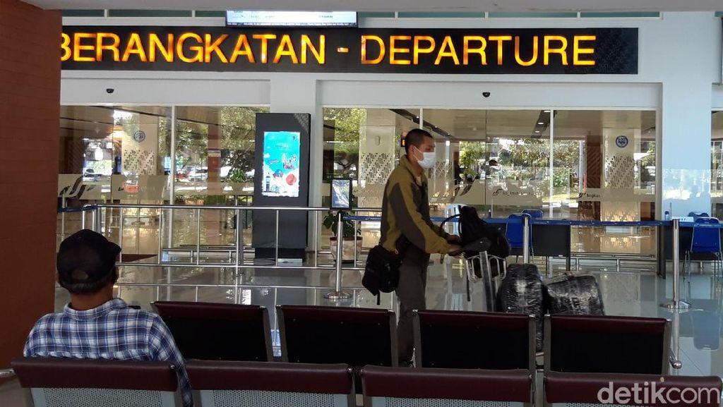 Bandara Solo Catat Jumlah Penumpang Capai 1.000 Orang per Hari