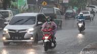 Hampir Seluruh Wilayah RI Berpotensi Diguyur Hujan Hari Ini