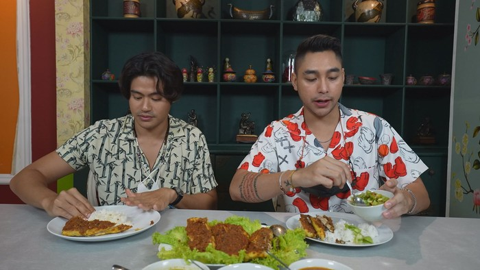 Bikin Laper! Ada Uang Tunai Rp 500 Ribu Buat yang Nonton Krisjiana Santap Makanan Manado