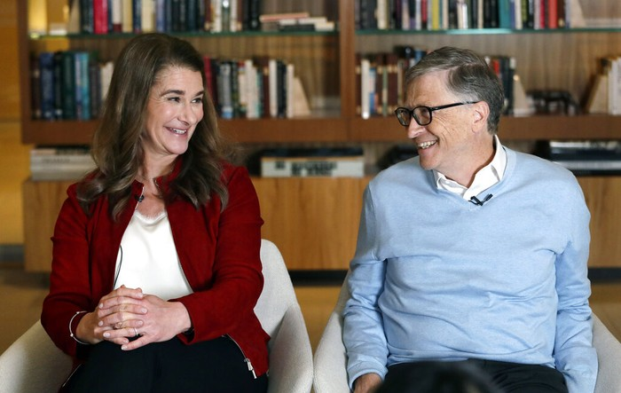 Bill and Melinda Gates cerai
