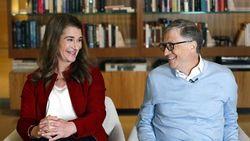 Begini Cara Bill Gates dan Melinda Bagi Harta Rp 1.900 Triliun