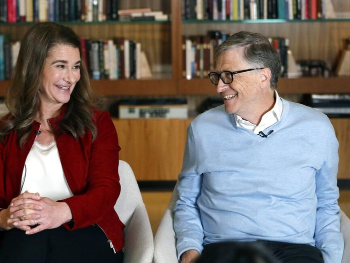 Bill and Melinda Gates cerai