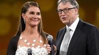 Bill Gates dan Melinda Resmi Bercerai Setelah 27 Tahun Menikah