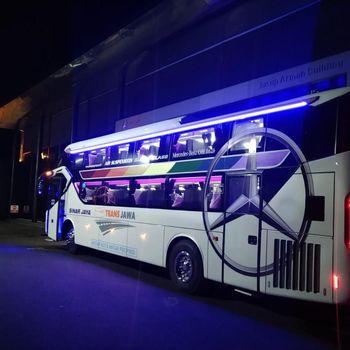 Bus suites class PO Sinar Jaya