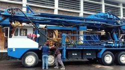 Kementerian ESDM Modifikasi Rig Hydraulic untuk Bor Sumur Panas Bumi