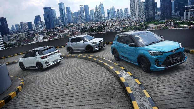 First drive Toyota Raize