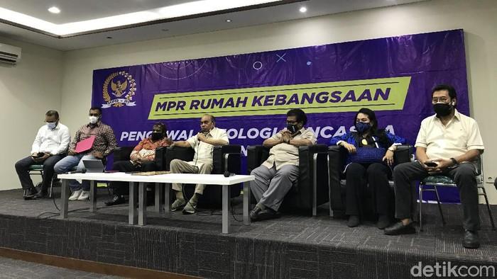 Forum Senior Papua Bersama Elemen Generasi Milenial