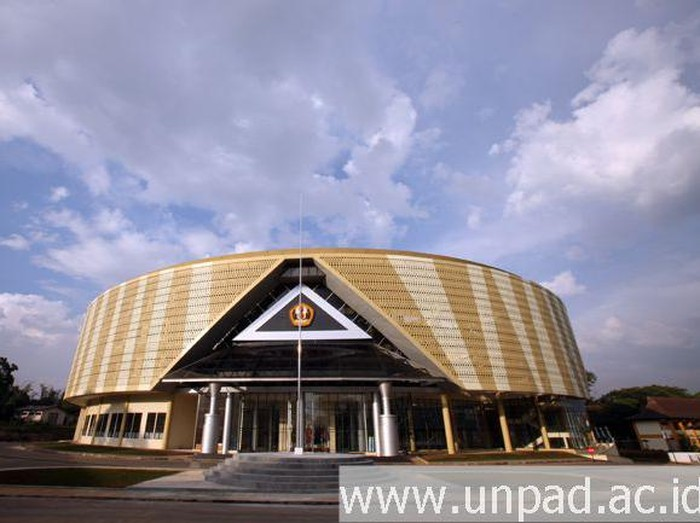 Gedung Rektorat Unpad (dok. Unpad)