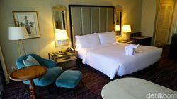 Staycation Mewah di JW Marriot Hotel Surabaya