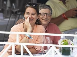 Mantan Pacar Bill Gates Jadi Sorotan, Pernah Diminta Restu Nikah