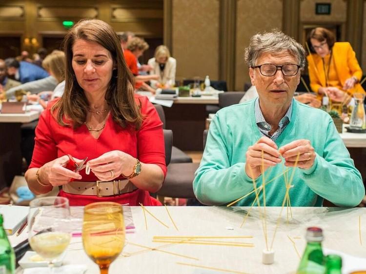 Kenangan Melinda dan Bill Gates Makan Bareng Sebelum Berpisah