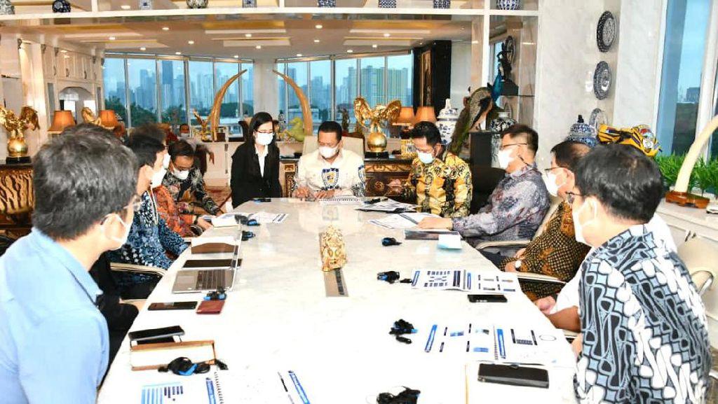 Ketua MPR Dorong Pebisnis Korea Bantu Bangun Ibu Kota Baru