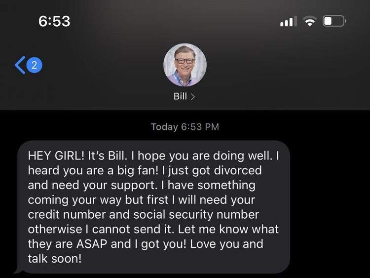 Meme Bill Gates Cerai. Bill Gates jadi bahan meme olok-olok karena bercerai dengan Melinda Gates.