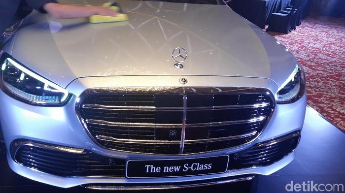 Mercedes-Benz S Class S450