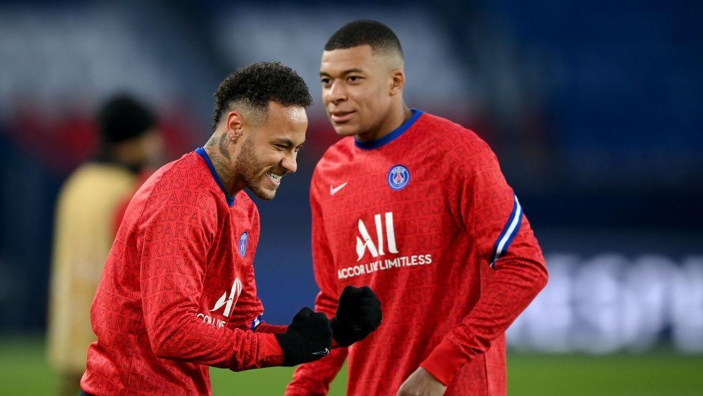 Guardiola Cari Cara Bikin Neymar-Mbappe Mati Kutu