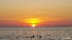 Lepas Penat Melihat Foto-foto Sunset yang Indah