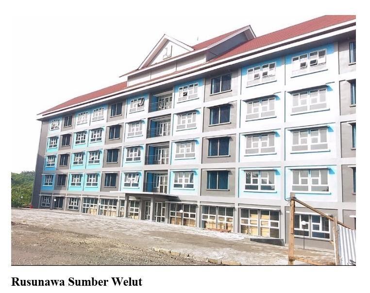 Pemerintah Provinsi (Pemprov) Jawa Timur menggratiskan biaya sewa rumah susun sederhana sewa (rusunawa) selama bulan Mei dan Juni.
