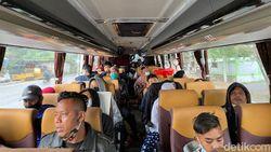 Tentang Larangan Penumpang Gelap Bus Malam