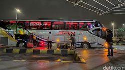 Bagaimana Peta Perkembangan Perusahaan Otobus di Sumatera?