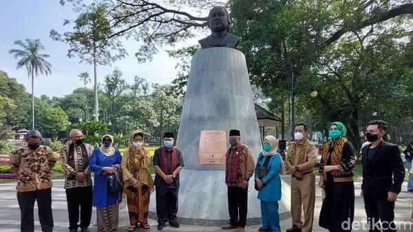 Usai peresmian Wali Kota Bandung Oded M Danial mengatakan, pendidikan karakter menjadi suatu hal yang harus diperhatikan.