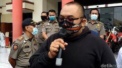 Pria yang Bodoh-bodohkan Pengunjung Mal Bermasker di Surabaya Minta Maaf