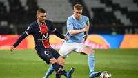 Link Live Streaming Liga Champions PSG Vs Man City