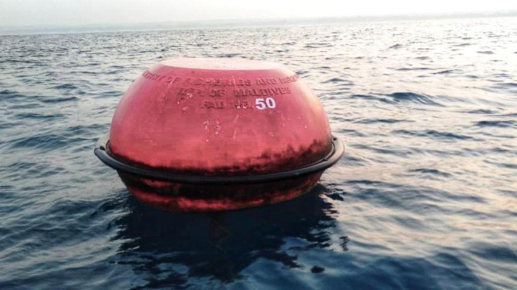Heboh! Rumpon Asal Maldives Terapung di Perairan Sukabumi