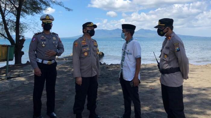 Selain Pelabuhan ASDP Ketapang Banyuwangi yang menjadi atensi pengamanan penyekatan arus mudik pada Lebaran 2021 ini, Polisi di Banyuwangi juga mengamankan sebanyak 34 pelabuhan rakyat.