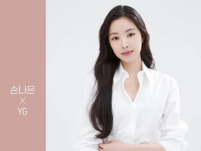 Son Naeun kini bergabung dengan manajemen aktris/aktor YG Entertainment.