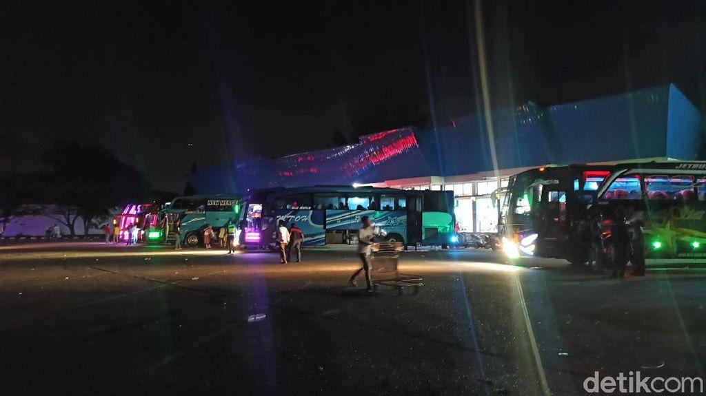 H-2 Larangan Mudik, Penumpang Bus dari Aceh ke Sumut Melonjak