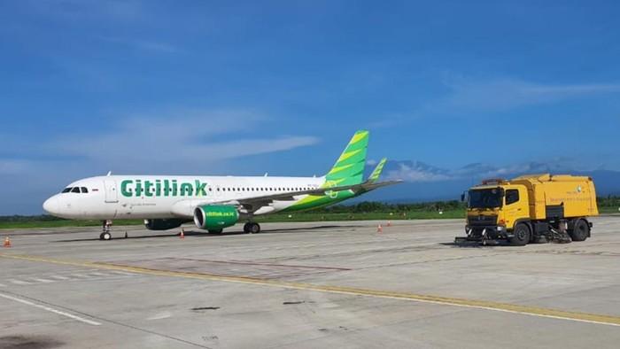 Tiga Maskapai di Bandara Banyuwangi Berhenti Beroperasi saat Masa Larangan Mudik Lebaran