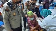 Batalyon Vaksinator Mataram Beri Vaksin 202 Lansia dalam 3 Jam