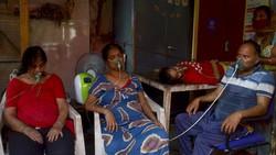 Corona India Makin Ganas, 61 Persen Warganya Cemas hingga Depresi