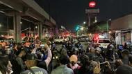 Rel Layang Ambruk-Tewaskan 26 Orang di Mexico City Picu Demo Ricuh