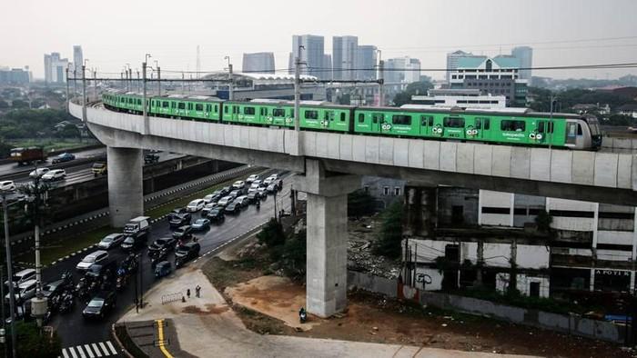 Wajah Ibu Kota Sebelum dan Setelah Ada MRT Jakarta