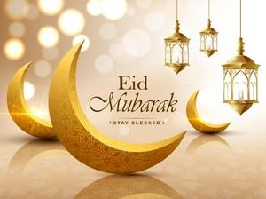 15 Ucapan Hari Raya Idul Fitri 1442 H dalam Bahasa Indonesia hingga Inggris
