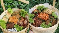 5 Rantang Modern Isi Nasi Hainan hingga Liwetan Buat Lebaran