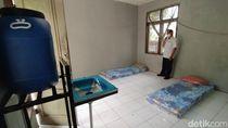 Ini Ruang Isolasi COVID-19 untuk Warga yang Nekat Mudik ke Ciamis