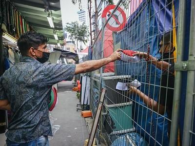 Corona Malaysia Kian Gawat, Tembus 6.000 per Hari, Lockdown Ketat