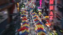 Asiknya Ngabuburit di Bazar Ramadhan Kuala Lumpur