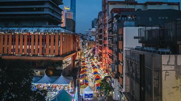 Bazar Ramadhan di Kuala Lumpur diselenggarakan setiap tahunnya saat bulan puasa.