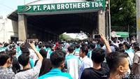 Penjelasan Pan Brothers soal Buruh Ngamuk karena THR Dicicil