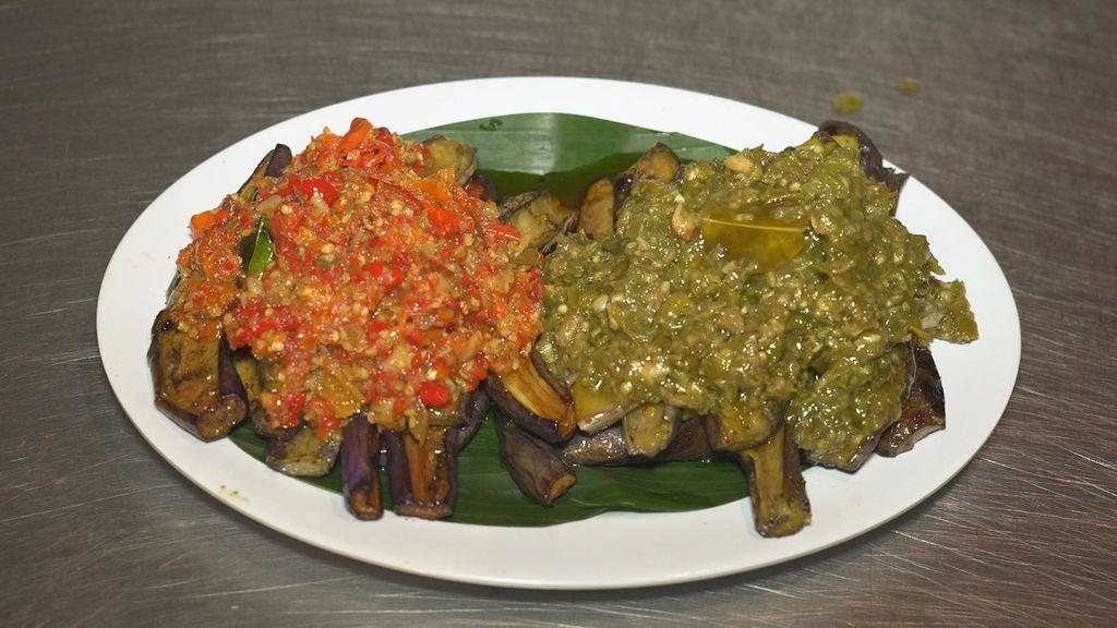 Bikin Laper! Hadiah Rp500 Ribu untuk Kamu yang Nonton Ncess Nabati Makan Terong Bakar