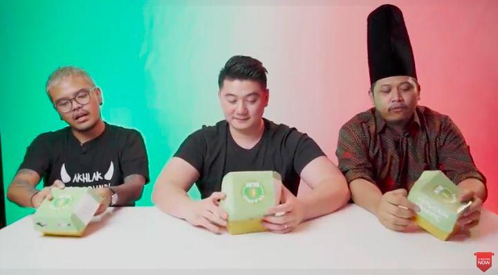 Chef Arnold Review Burger Traffic Bun Milik Fadil Jaidi, Ini Katanya