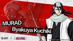 Asyik! Game Arena of Valor Ada Byakuya Kuchiki dari Anime Bleach