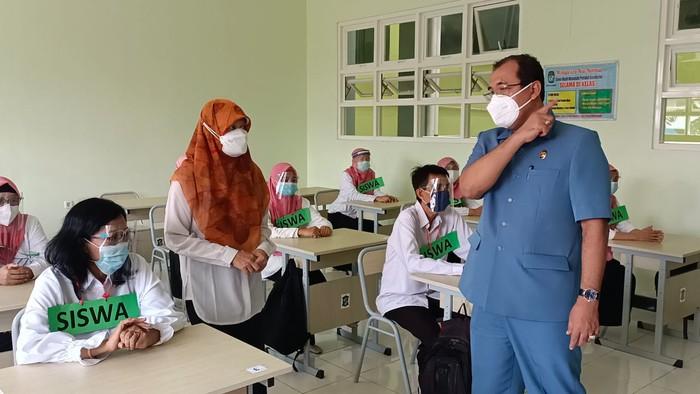 DPRD Kota Surabaya Tinjau Optimalisasi PTM