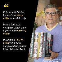 Fakta Bill Gates