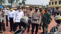 Halau Pemudik, 2.500 Personel Siaga di Tol Cikupa hingga Merak